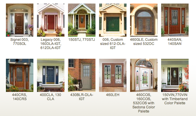 Gallery door strange u0026 amusing door designs by for Front door styles