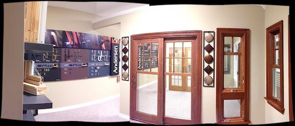 Andersen Doors and Hardware Finishes Paul Henry's Windows Warrenton VA
