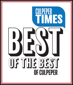 Logo for Culpeper Times Best of the Best Award Winner