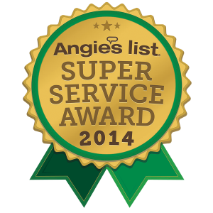 Angie's List - Super Service Award
