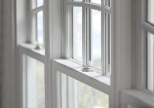 Marvin Next Generation Ultimate Double Hung Window With Self-locking Locks