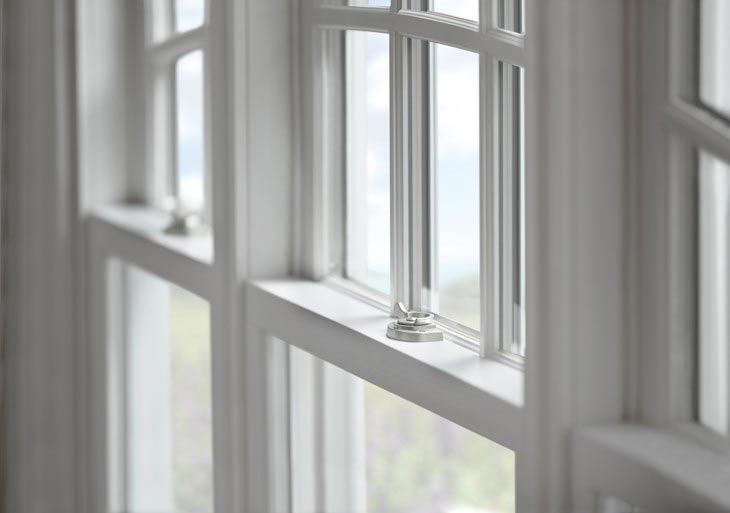 Marvin Next Generation Ultimate Double Hung Window With Self Locking Locks