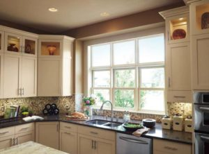Marvin Integrity Mulled Double Hung Windows With Transoms Paul