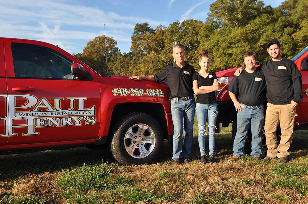 Paul Henry's Staff