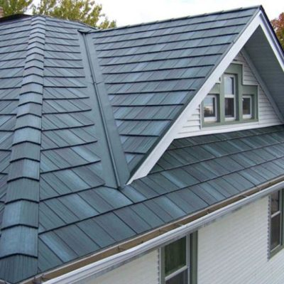 Photo of a roof